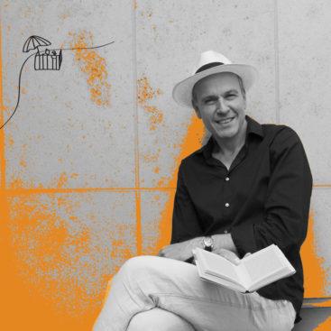 Fotostrecke und Icons für Sommerliteraturtipps, Michael Kohtes, Rechte: WDR 3